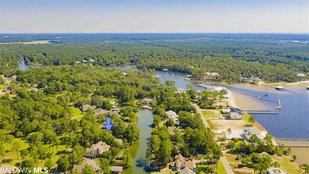 Stone Quarry Elberta Home for Sale on the Water